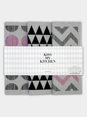 3er Set Schwammtücher Wien von kiss