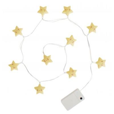 Lichterkette Sterne gelb - von little lovely company