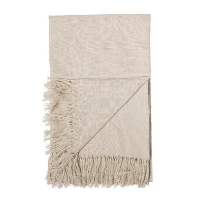 Tischdecke natur - aus Baumwolle