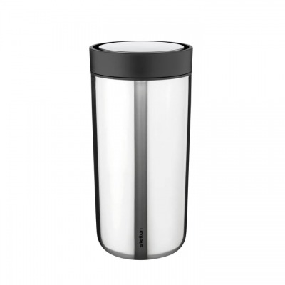 TO GO CLICK - THERMOBECHER XTRA-THERMO - steel - STELTON