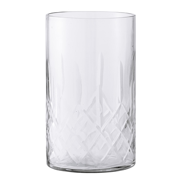 Glas / Windlicht klein - 10xH17