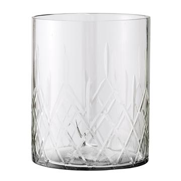 Glas / Windlicht groß - 145xH16