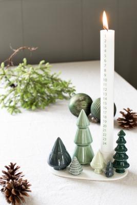 Kerzenhalter Winterstories FOREST Dottir Nordic Design