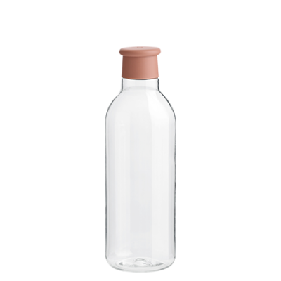Wasserflasche DRINK IT misty rose ml