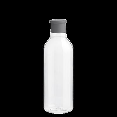 Wasserflasche DRINK IT grau ml von