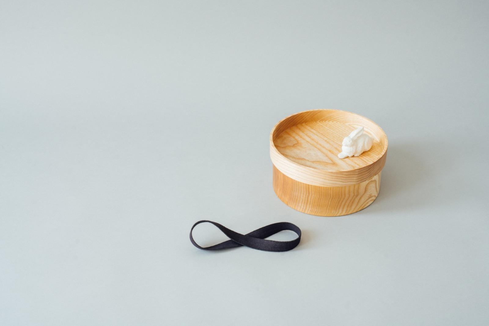 eshly gummiband Flach Large