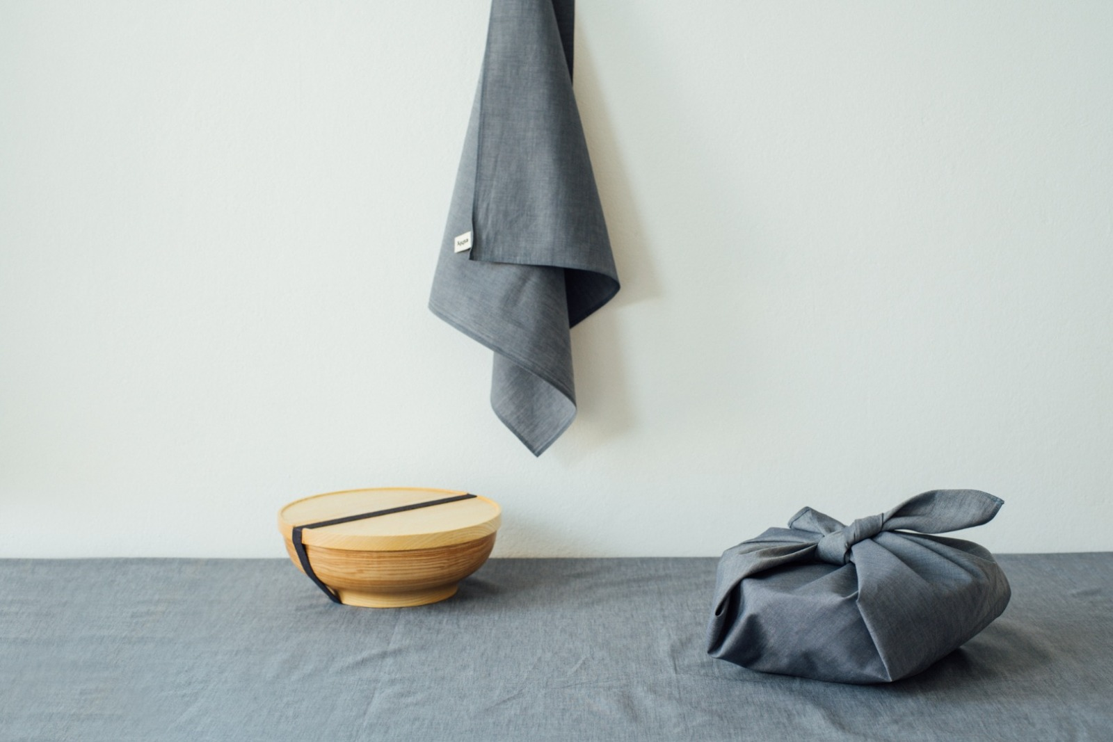 Furoshiki cloth / organic cotton