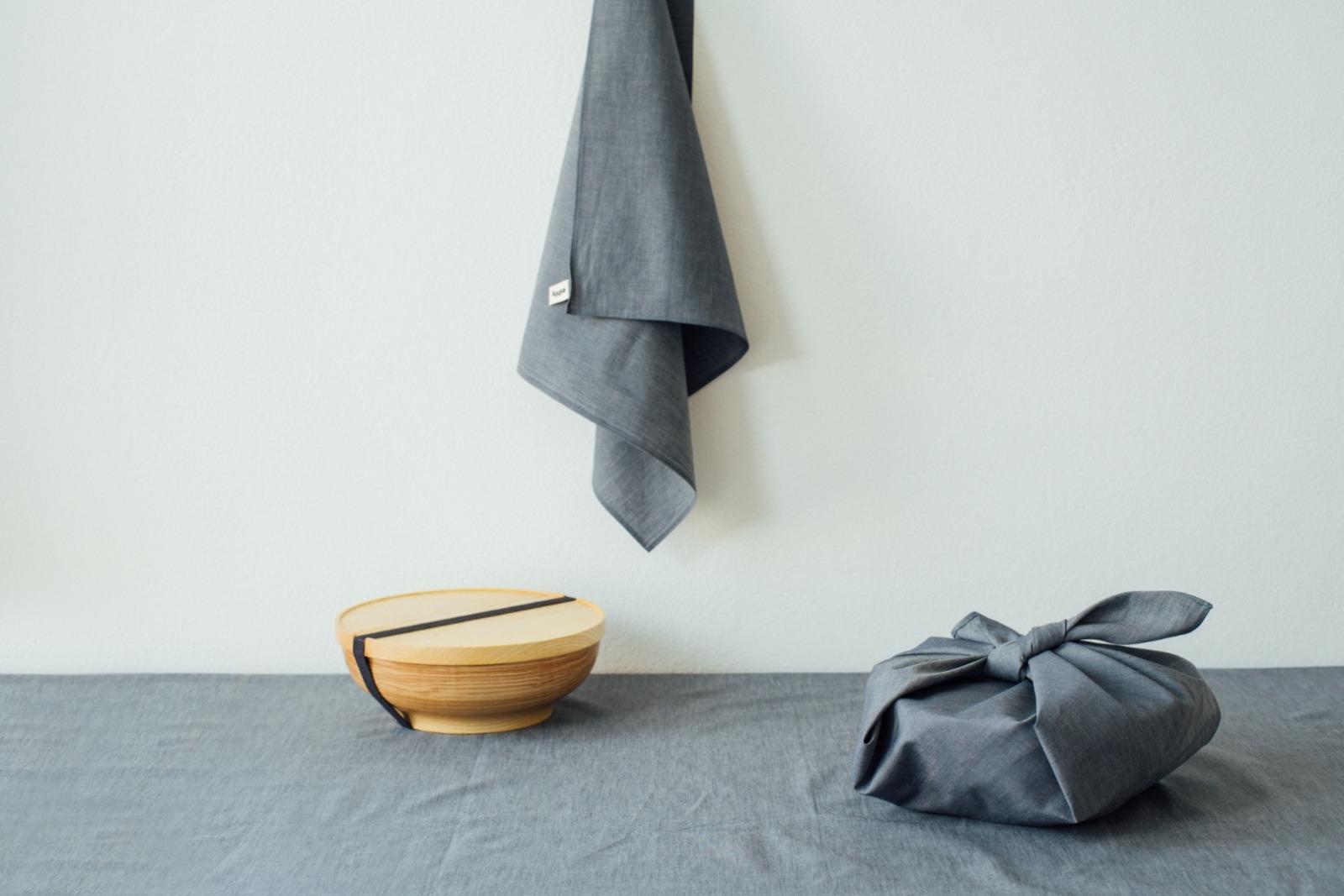 Furoshiki cloth / organic cotton