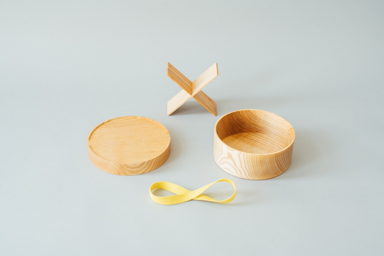 eshly Stretch organic rubber band for