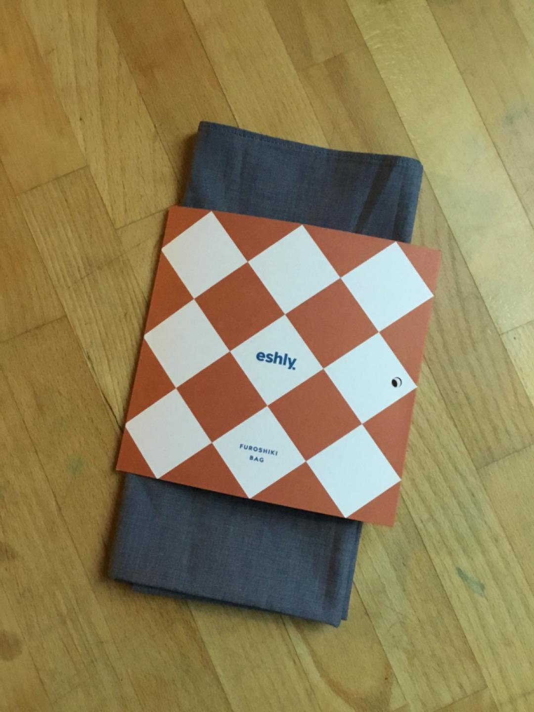 Furoshiki cloth / organic cotton 12