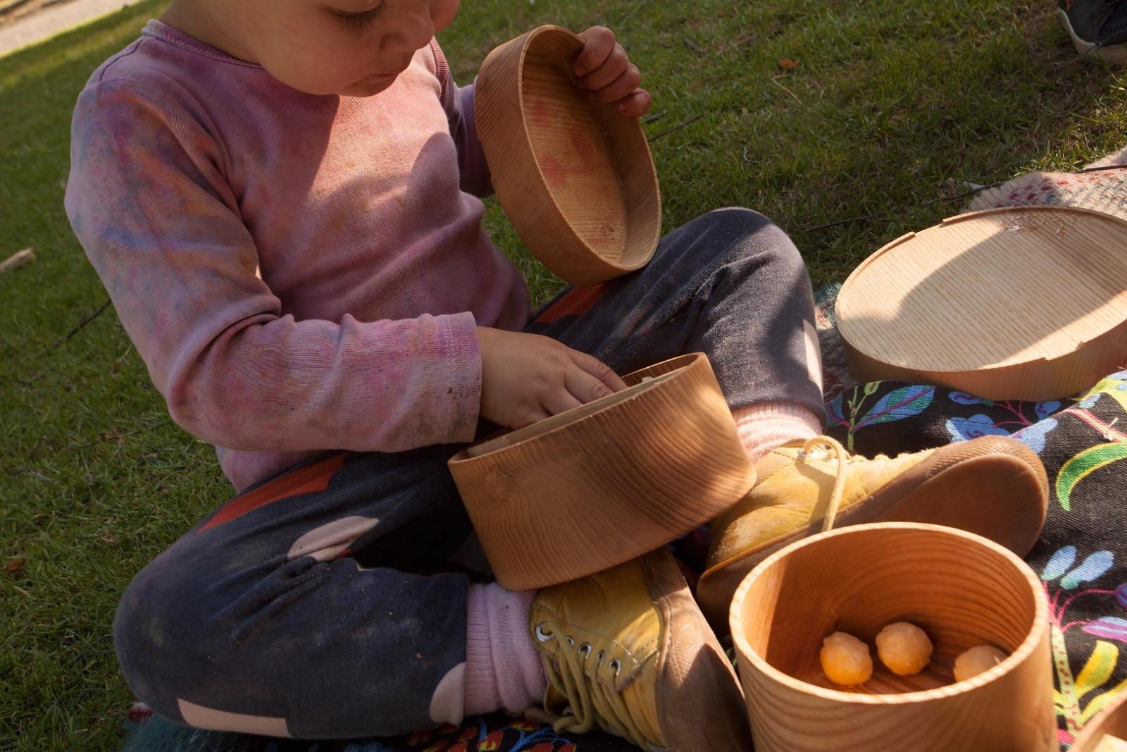 eshly Stretch Kids Bunny / biologisches Gummiband für eshly box Small and Medium / 16 cm - 5