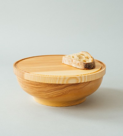 eshly Deli Deep Bowl and Cutting