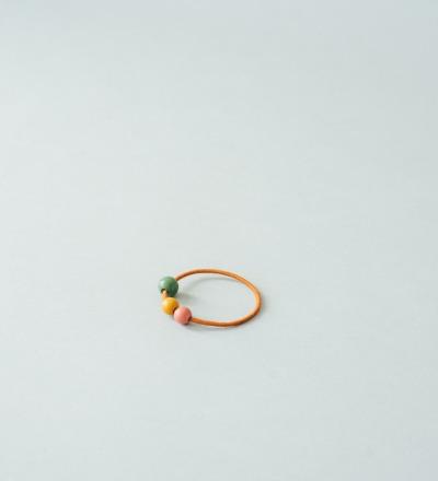 kaami plastikfreies haargummi biologische Haarbänder made