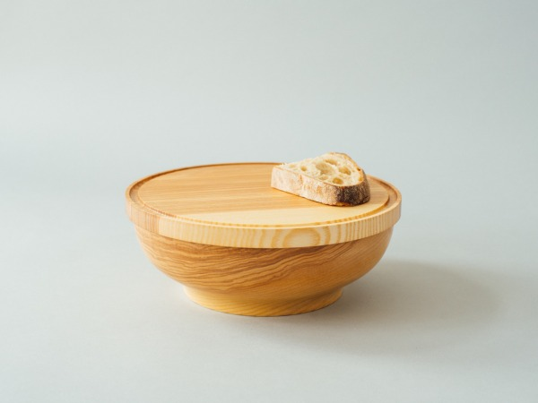 eshly deep salad bowl