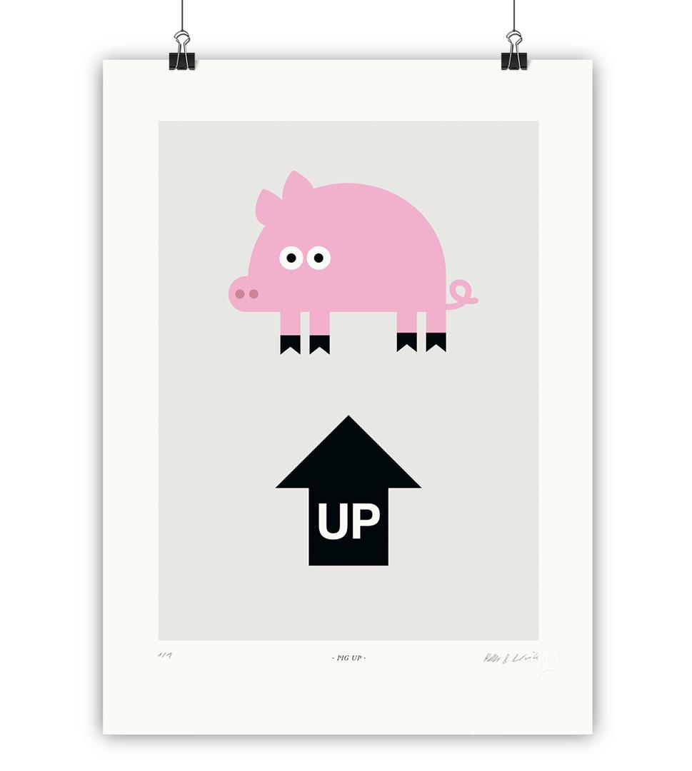PIG UP