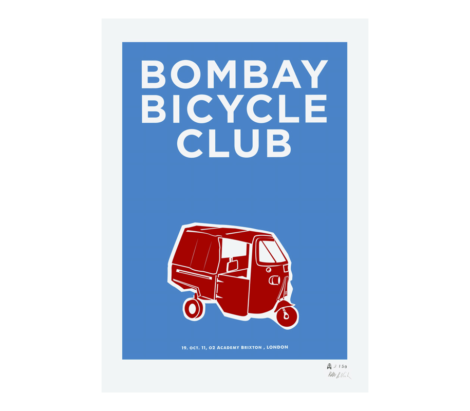 Bombay Bicycle Club - 1