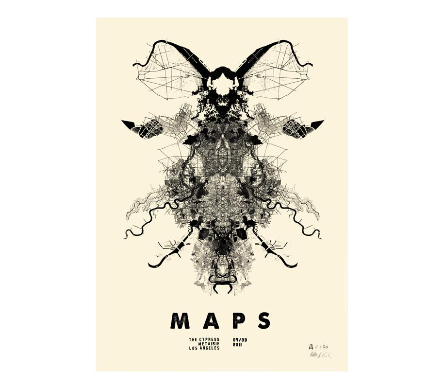 Maps - 1