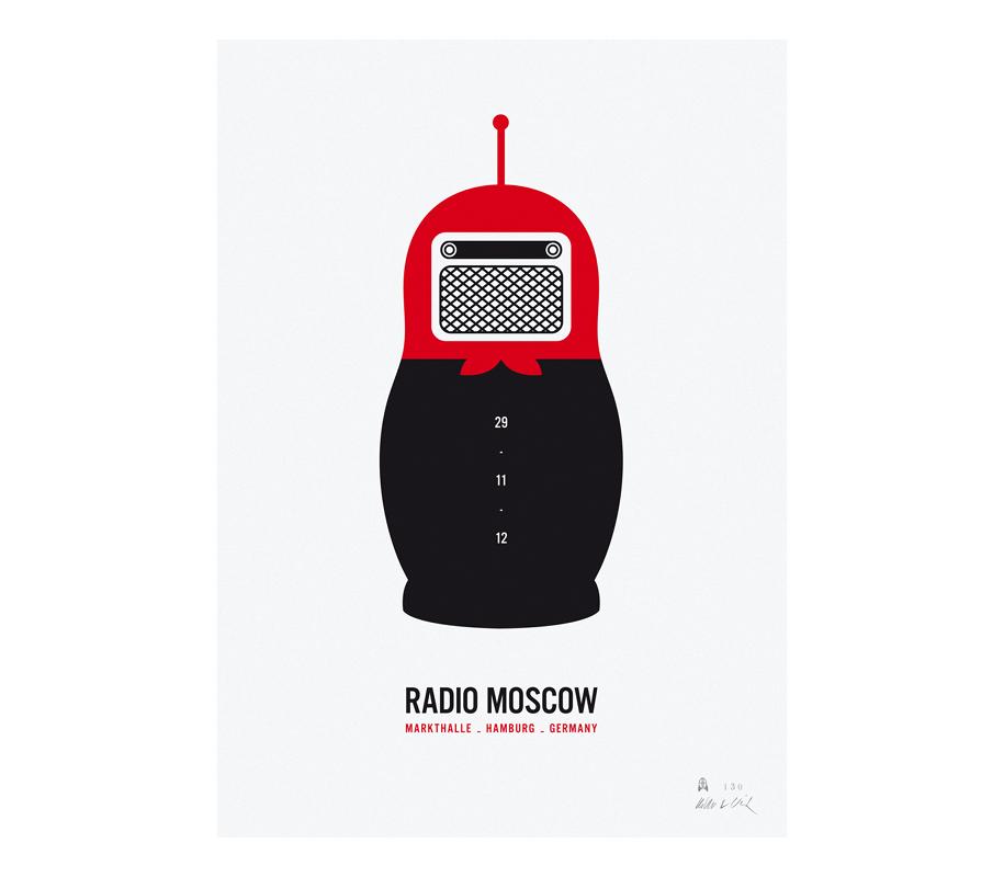 Radio Moscow - 1