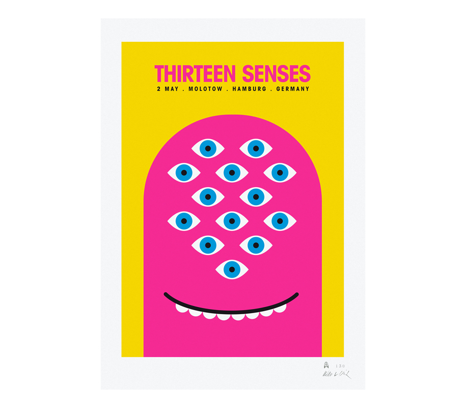 Thirteen Senses - 1