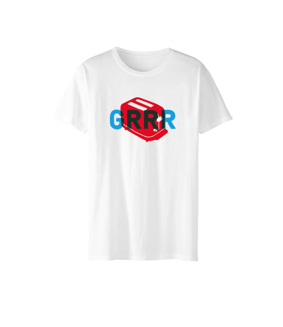 Rocket vs Wink: GRRR Shirt