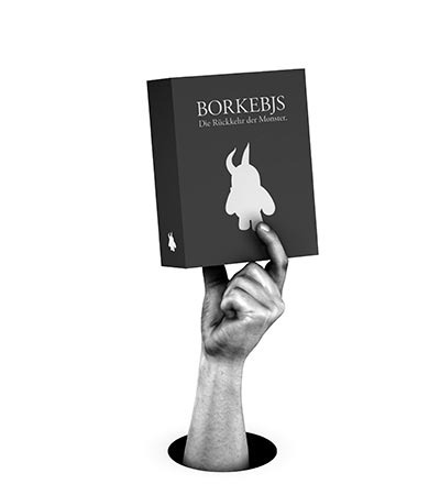 BORKEBJS - Book