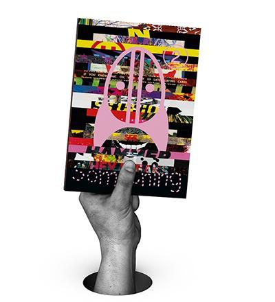 SOMETHING 2 - Art Book