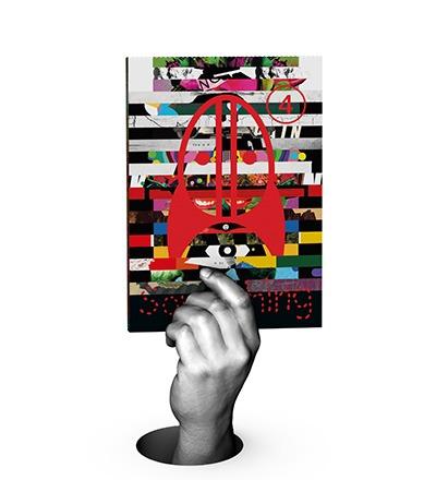SOMETHING 4 - Art Book