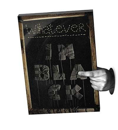 IN BLACK - A Whatever Artbook