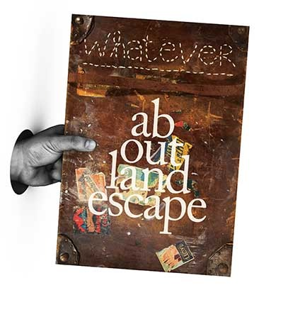 ABOUT LANDESCAPE - Whatever 6 Book