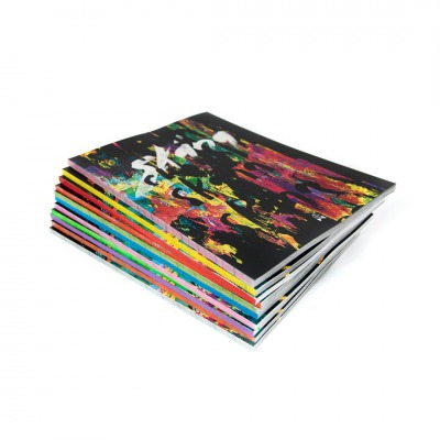 Skana - Art Book
