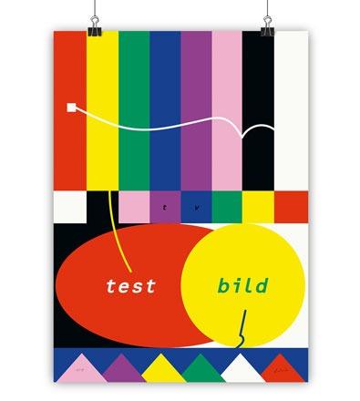TEST BILD - Kunstdruck