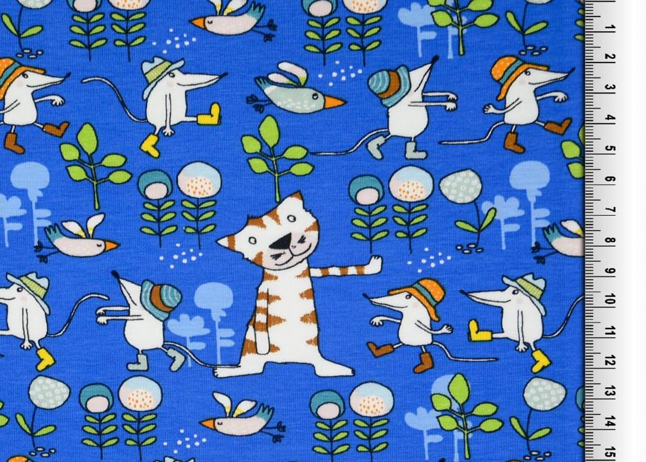 jersey eurm katzen und mäuse auf  online shop  kekero