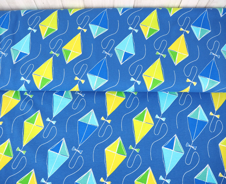 Jersey Blaubeerstern Drachenflug blau sturmblau 2