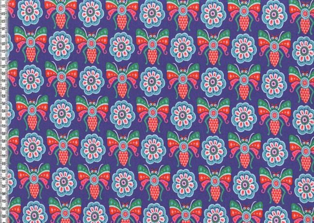 Jersey Beetle Jewels blau Jolijou Swafing