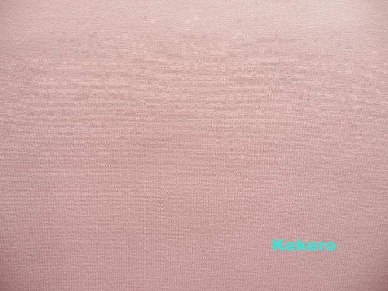 Sweat Sommersweat angeraut puderrosa pastell 2