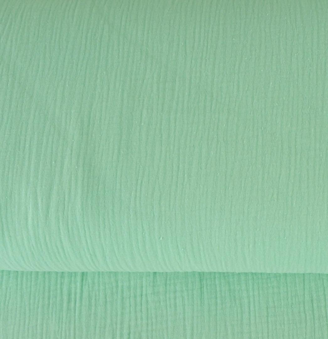 Musselin EUR/m Double Gauze Windelstoff strahlendes
