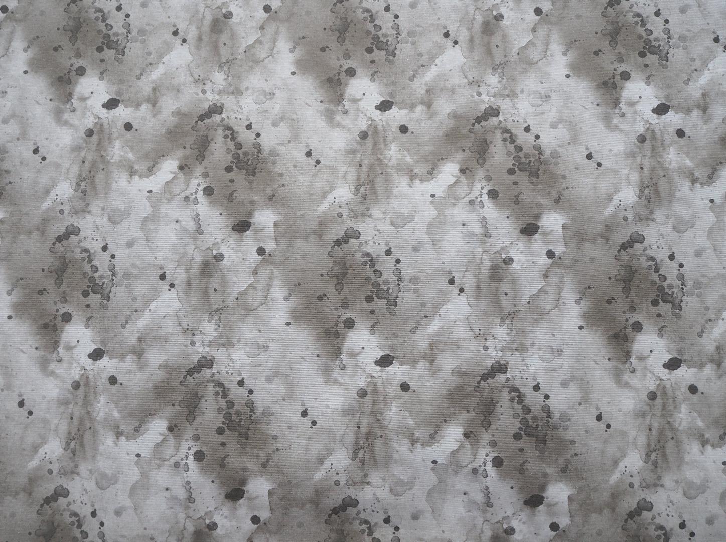 EUR/m beschichteter Canvas marmoriert schlamm Max