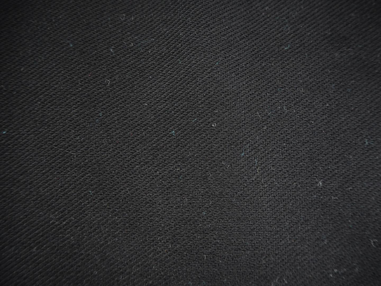 Twill Jersey schwarz Damenstoff Meterware 2