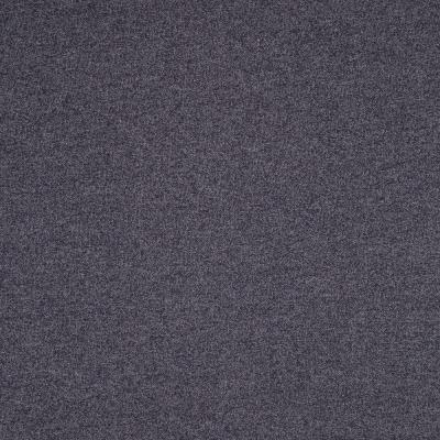 Strickstoff dunkelblau meliert Stricksweat Marc Swafing