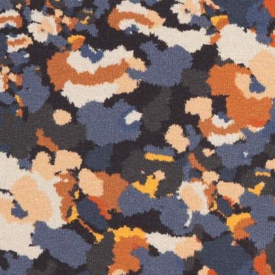Jersey EUR/m Camouflage Erdtöne Damenstoff Meterware