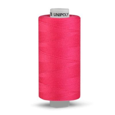 Nähgarn EUR/m aus Polyester Unipoly pink