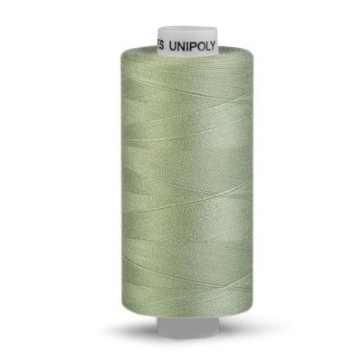 Nähgarn EUR/m aus Polyester Unipoly moos