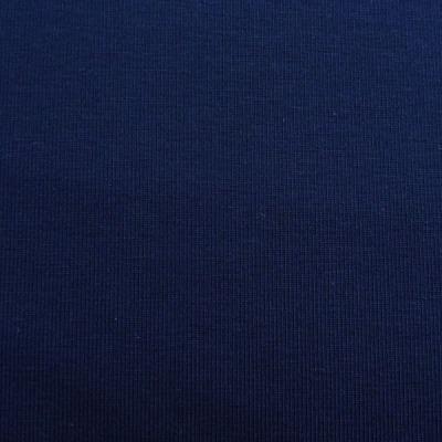 Reststueck Sweat Sommersweat Eike blau dunkelblau - Reststueck 0 60 m