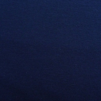 Reststück Sweat Sommersweat Eike blau dunkelblau