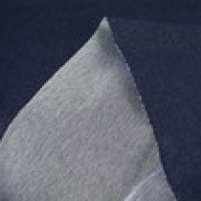Reststueck Jeansjersey Jeans Jersey dunkelblau Denimjersey - Reststueck 0 75 m