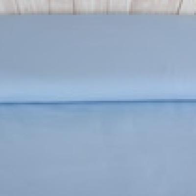 Reststueck Jersey hellblau serenity eisblau Baumwolljersey - Reststueck 0 65 m