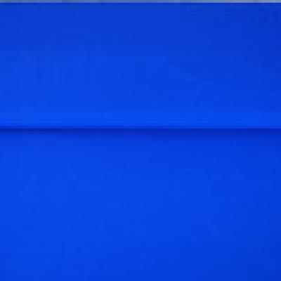 Reststueck Sweat Sommersweat blau mittelblau royalblau - Reststueck 0 45 m