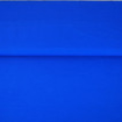 Reststück Sweat Sommersweat blau mittelblau royalblau
