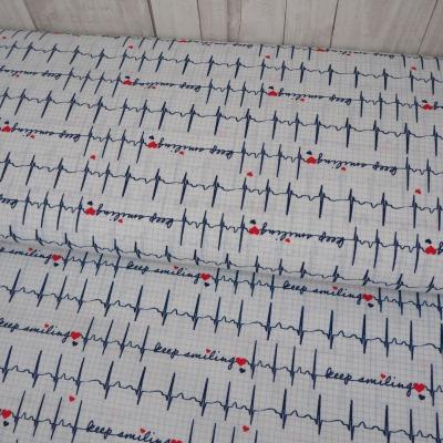 Baumwolle EKG Webware Baumwolle Toni Swafing