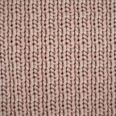 Cosy knitting Cherry Picking altrosa Strickoptik